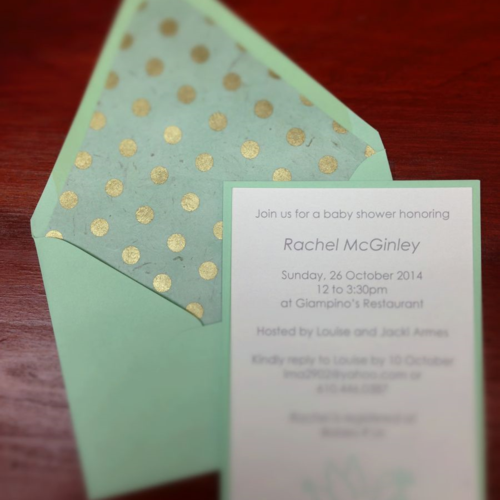 #babyshower #invitation @Paper_Source