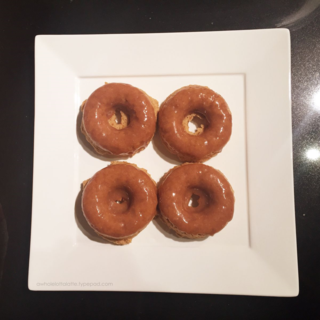 browned butter donuts from Joy the Baker