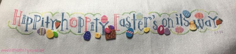Bent Creek Easter Row