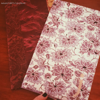 covering kraft moleskin notebooks #DIY #papercrafting #finepaper @Paper_Source