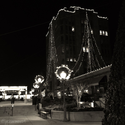 Suburban Square in Ardmore, PA #Christmas